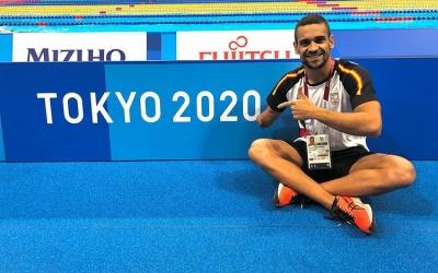 Salguero viurà a Tòquio els seus segons Jocs Paralímpics | Instagram