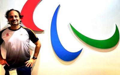 Trigo dirigirà la selecció espanyola de bàsquet en cadira de rodes a Tòquio | Instagram