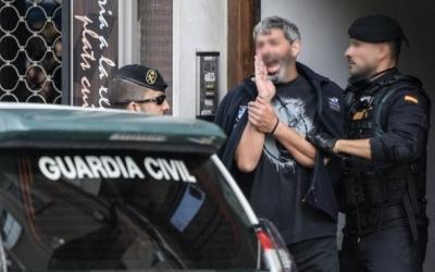Xavi Duch, on dels sabadellencs arrestats en l'Operació Judes/ Roger Benet