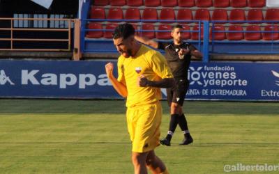 Dani Sánchez semblava que havia de ser home important amb l'Extremadura enguany | @albertolorite