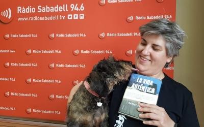 Montse Barderi, en la seva visita al programa 'Al Matí' | Raquel García