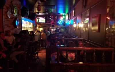 El bar musical Sabadelbidoo abans de la pandèmia | Cedida