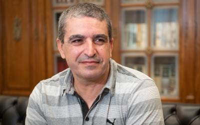 El nou president del Gremi de Fabricants, EsteveGené | Roger Benet