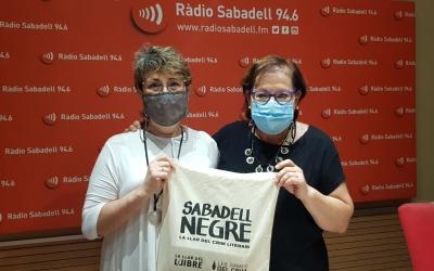 Les Dames del Crim, Lídia Urrutia i Rosa Maria Arner, en la seva visita 'Al Matí' | Raquel García