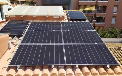Instal·lació fotovoltaica de Som Confort Solar | Cedida