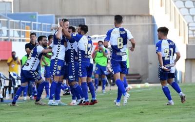 El Sabadell va encetar el gloriós 'playoff' exprés derrotant als penals l'Atlético 'B' al Nuevo Mirador | Arxiu
