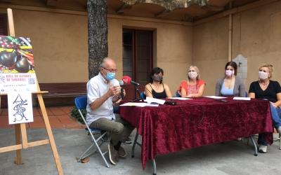 Un moment de la presentació del Ball de Gitanes | Ràdio Sabadell