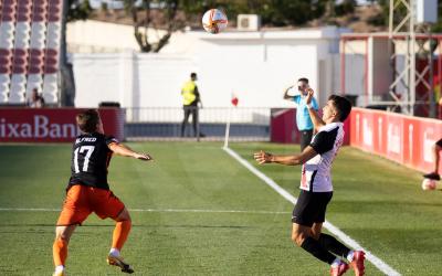 Alfred Planas va completar els 90 minuts a Sevilla | J.A. López - ElSevillista