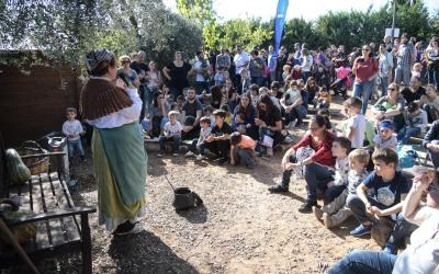 La Festa de Tardor de l'Espai Natura recupera el format presencial | Arxiu