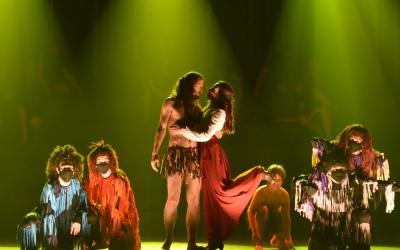 El Teatre Sant Vicenç arrenca la temporada diumenge reestrenant 'Tarzan' | Josep Ubia