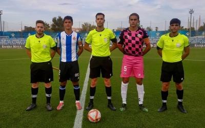 El Juvenil 'A' arlequinat no va poder treure cap punt de la Dani Jarque | RCD Espanyol