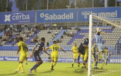 El Sabadell acumula 280 minuts sense veure porteria | CES