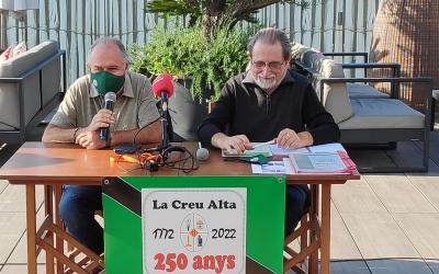 Presentació del programa a la terrassa de l'Hotel Urpi | Pau Duran