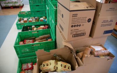 Aliments del Rebost Solidari | Roger Benet