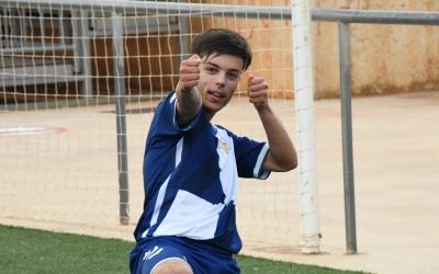 Xavi Moreno va marcar per partida doble | Críspulo Díaz