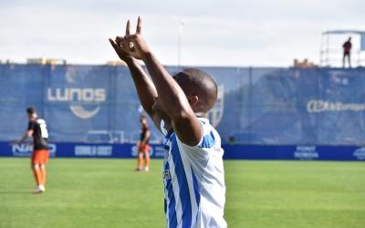 Vinicius Tanque ha fet un doblet i també ha participat del tercer | ATB