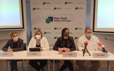 Marisa Cots, Laura Reyes, Sònia Sada i Miquel Àngel Seguí | Pere Gallifa
