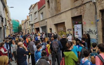 Presentació del projecte aquest divendres a la tarda al carrer Les Paus | Pau Duran