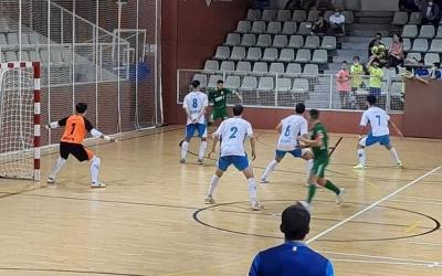 El Club es va veure superat pel joc de cinc del Cerdanyola | CNS futbol sala
