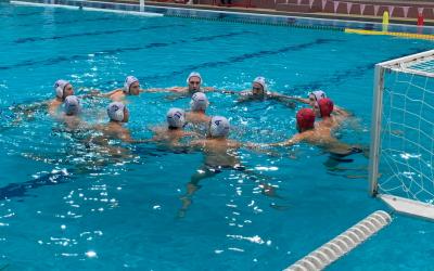 L'Astralpool ha guanyat 8-10 l'últim partit de la fase de grups contra l'AEK | CNS waterpolo