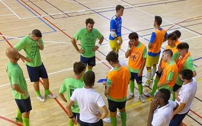 Imatge d'arxiu d'un partit de la Pia | Futsal Pia
