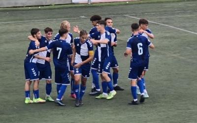El Sabadell juvenil ve d'imposar-se al Sant Andreu a domicili | FutBaseCES
