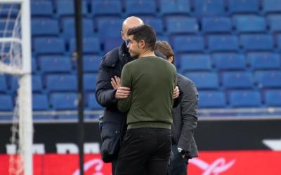 Hidalgo i Calzada, la temporada passada a Cornellà-El Prat | Roger Benet